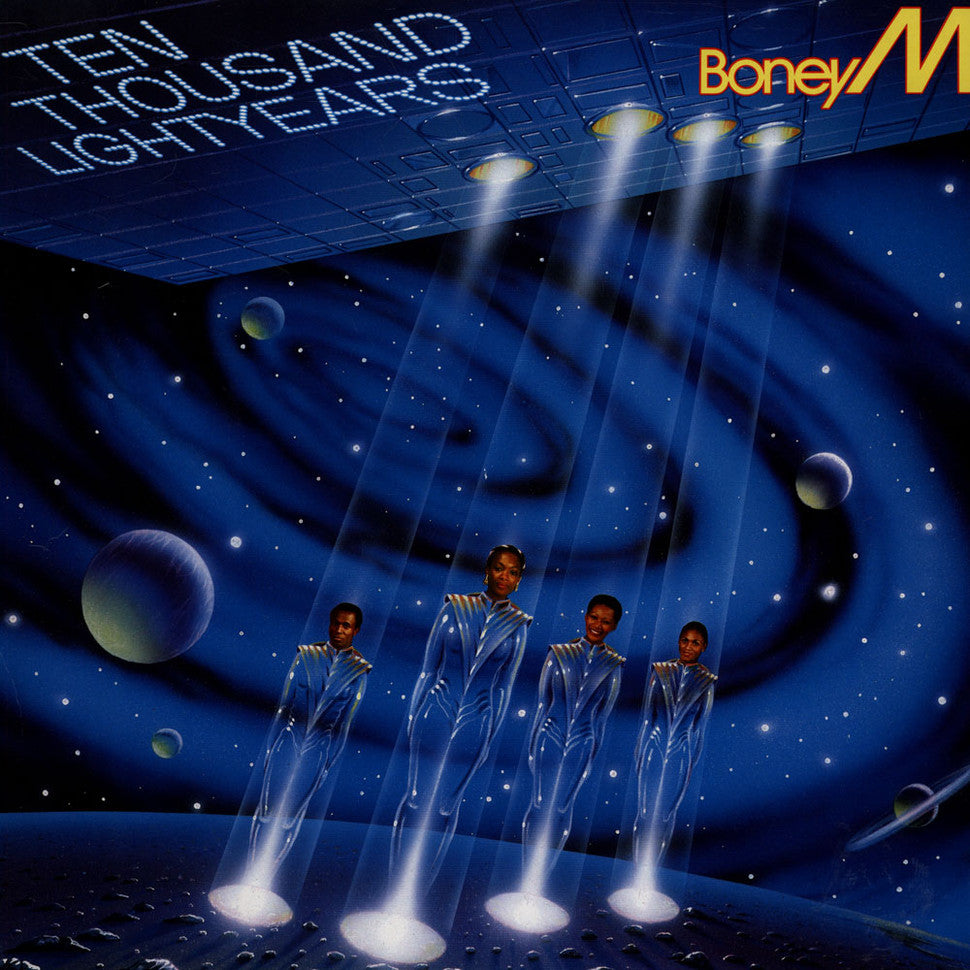 10.000 Lightyears By Boney M.