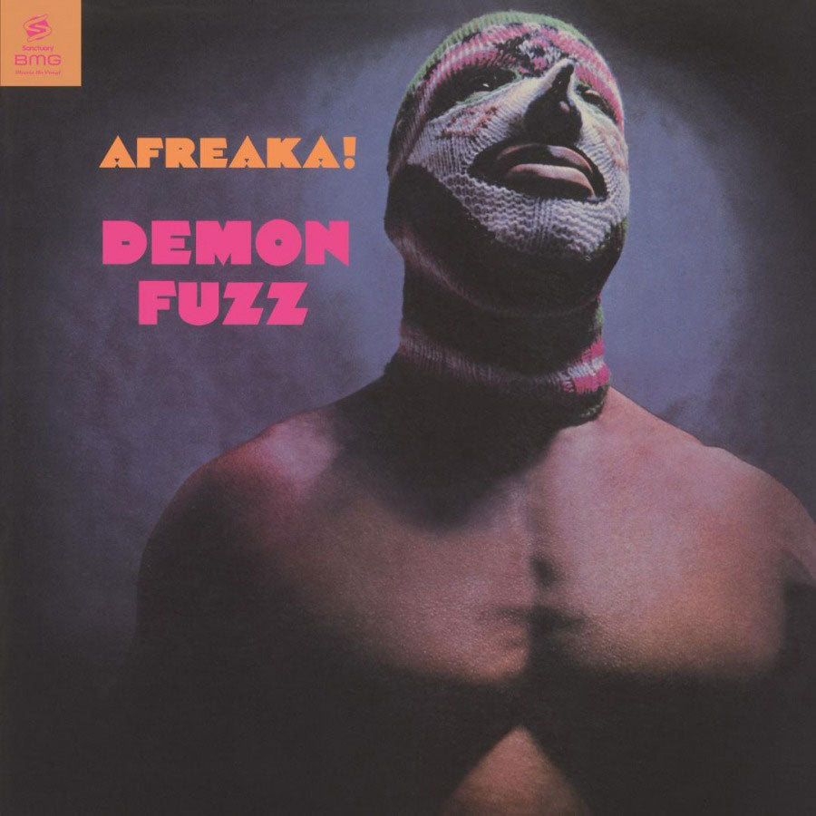 Afreaka! By Demon Fuzz