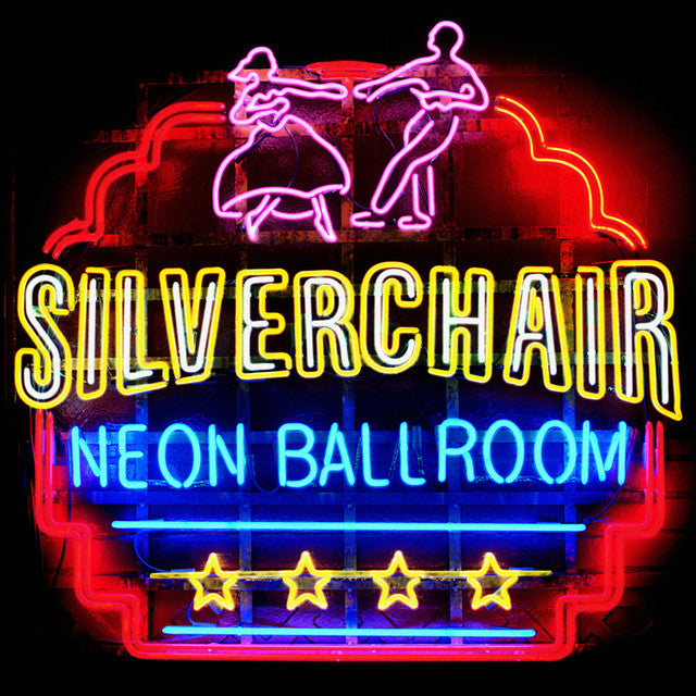 Neon Ballroom By Silverchair (Colored)