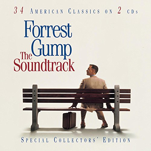Forrest Gump (The Soundtrack) By Various (Coloured)