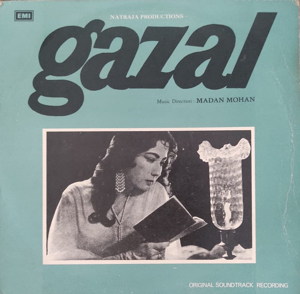 Gazal By Madan Mohan  (Used Vinyl) VG+