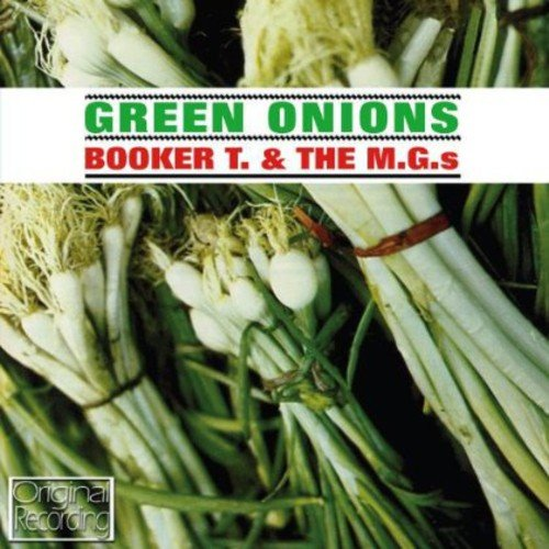 Green Onions And Other Hits By Booker T & MG's (Coloured)