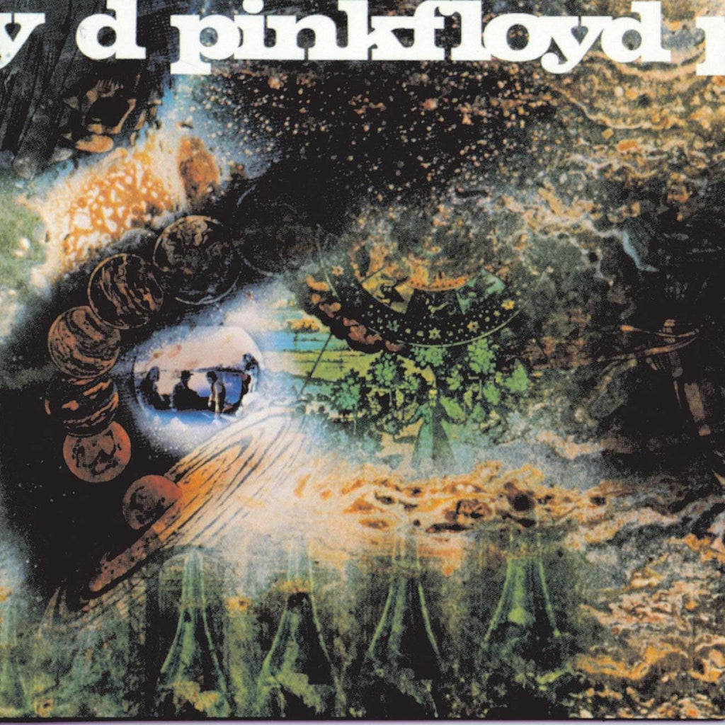 A Saucerful Of Secrets By Pink Floyd (A Classic Album Remastered From The Original Mono Mix)