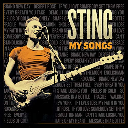 Sting ‎– My Songs