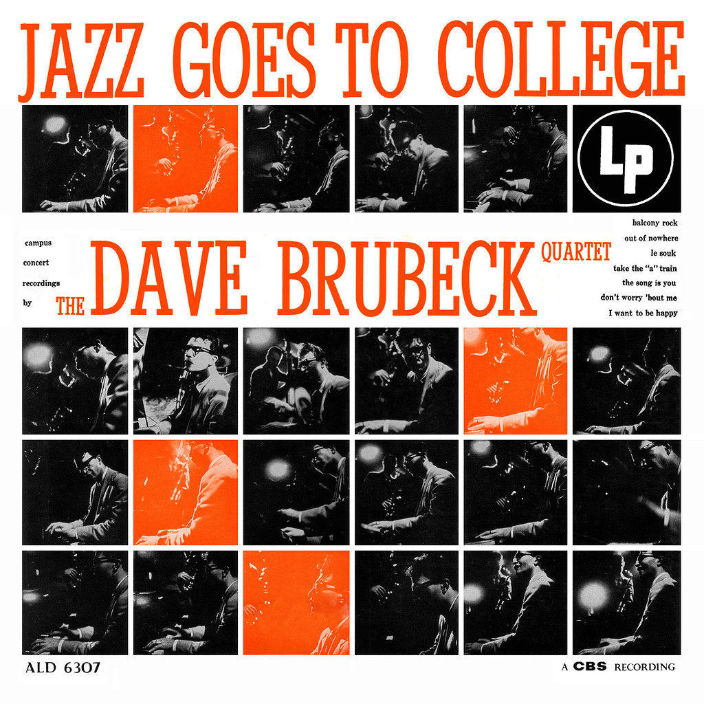 Jazz Goes To College by Dave Brubeck