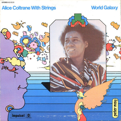 World Galaxy By Alice Coltrane With Strings