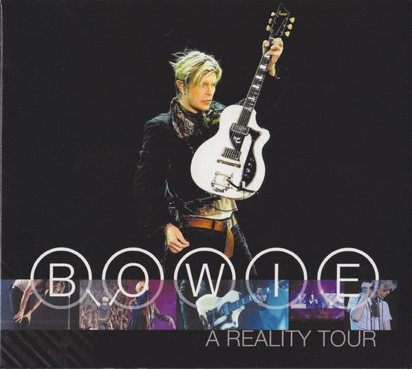 A Reality Tour By Bowie