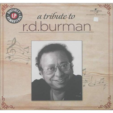 A Tribute To R.D. Burman By Rahul Dev Burman