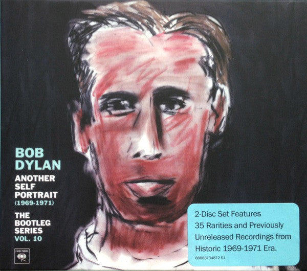 Another Self Portrait (1969-1971) By Bob Dylan