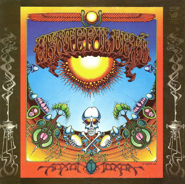 Aoxomoxoa by The Grateful Dead