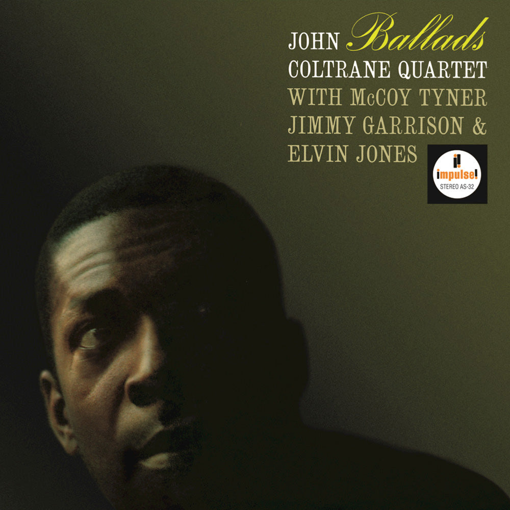 Ballads By John Coltrane Quartet ‎