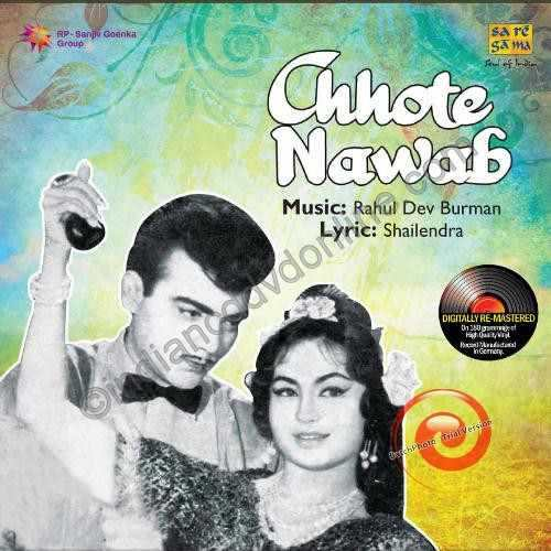 Chhote nawab by Rahul dev burman