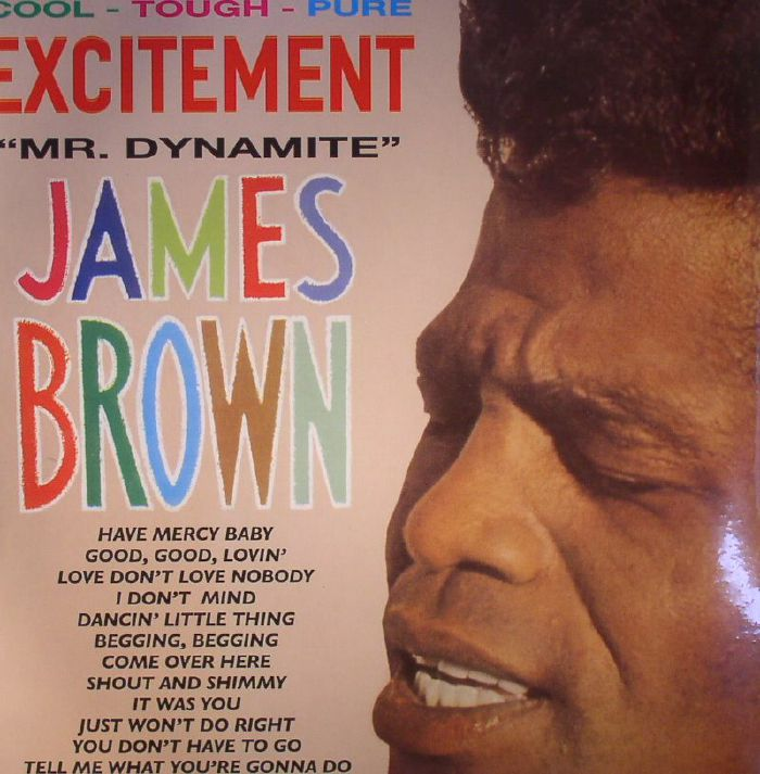 Excitement By James Brown