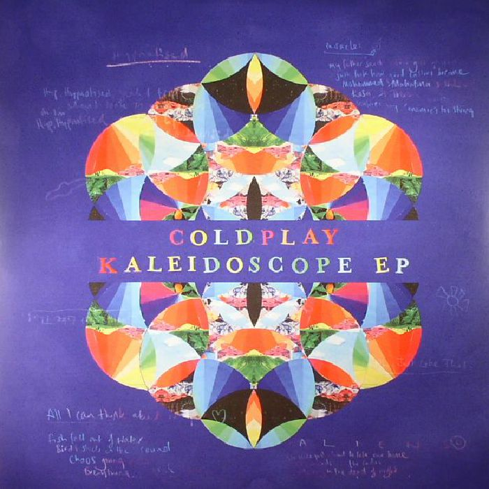 Kaleidoscope By Coldplay