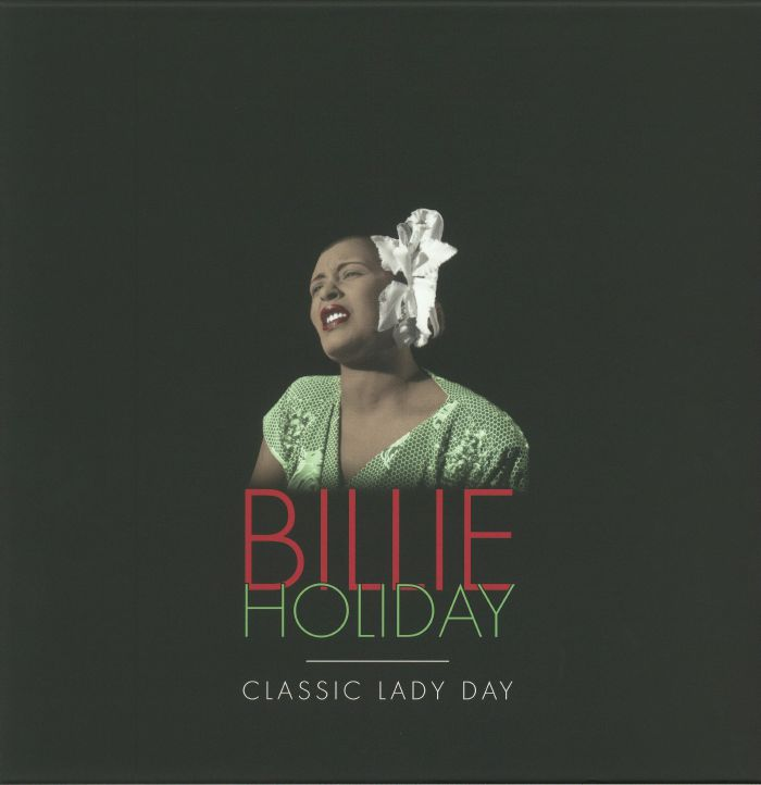Billie Holiday ‎– Classic Lady Day (5LP Box Set)