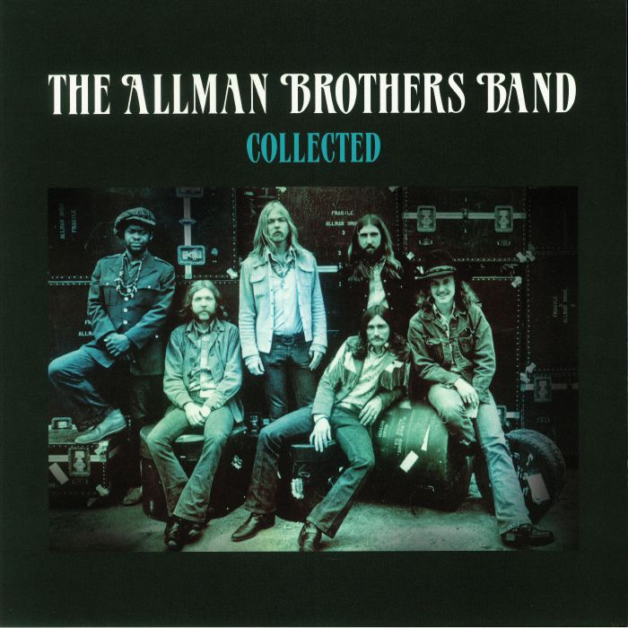 Collected By The Allman Brothers Band (Coloured LP)