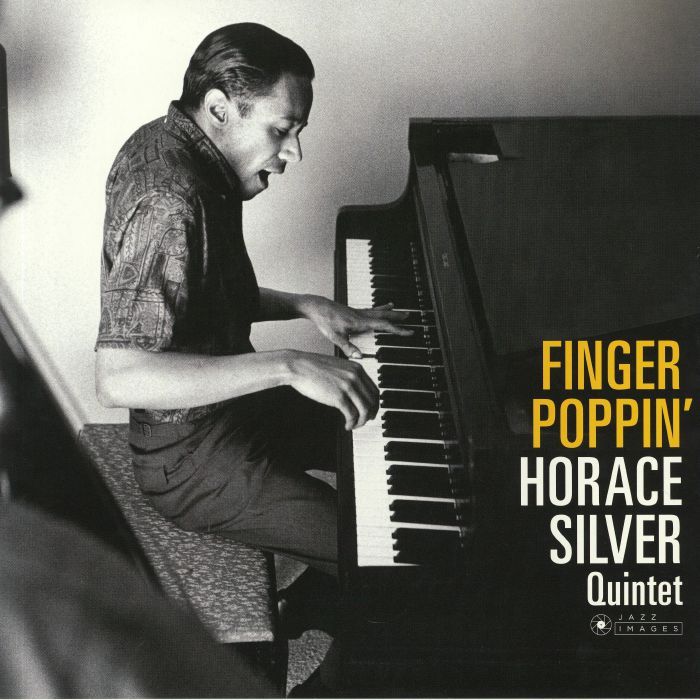 Finger Poppin' By  The Horace Silver Quintet