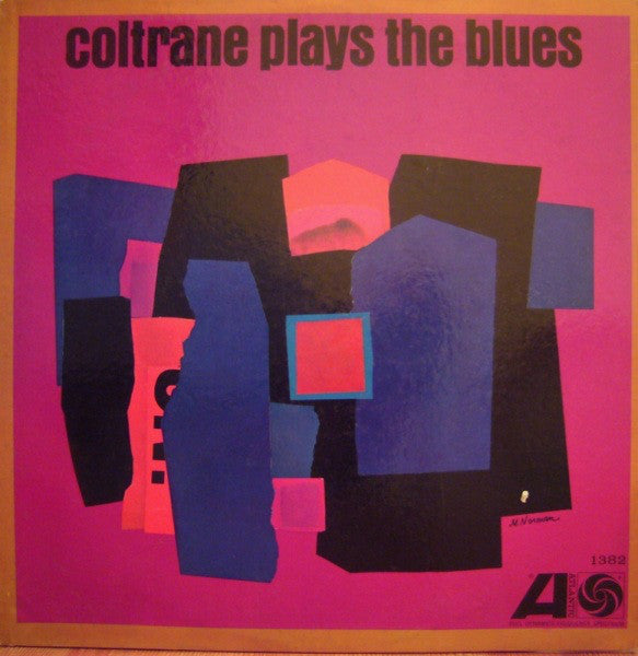 Coltrane Plays The Blues By John Coltrane