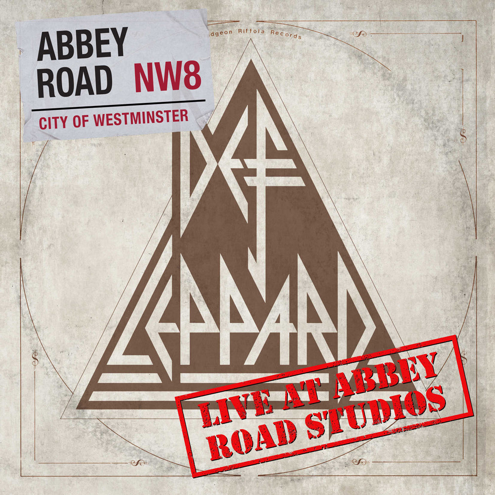 Live At Abbey Road Studios by Def Leppard