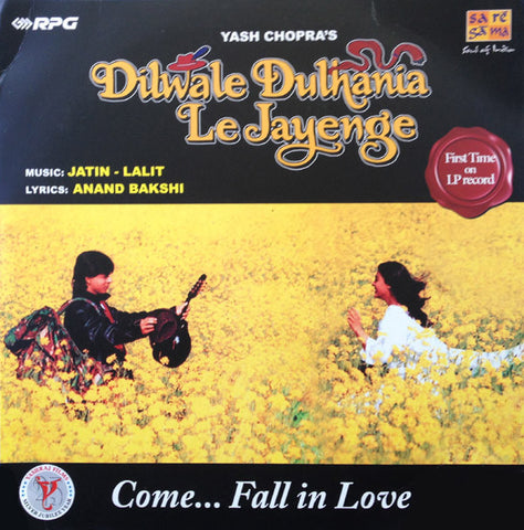 Dilwale Dulhania Le Jayenge By Various