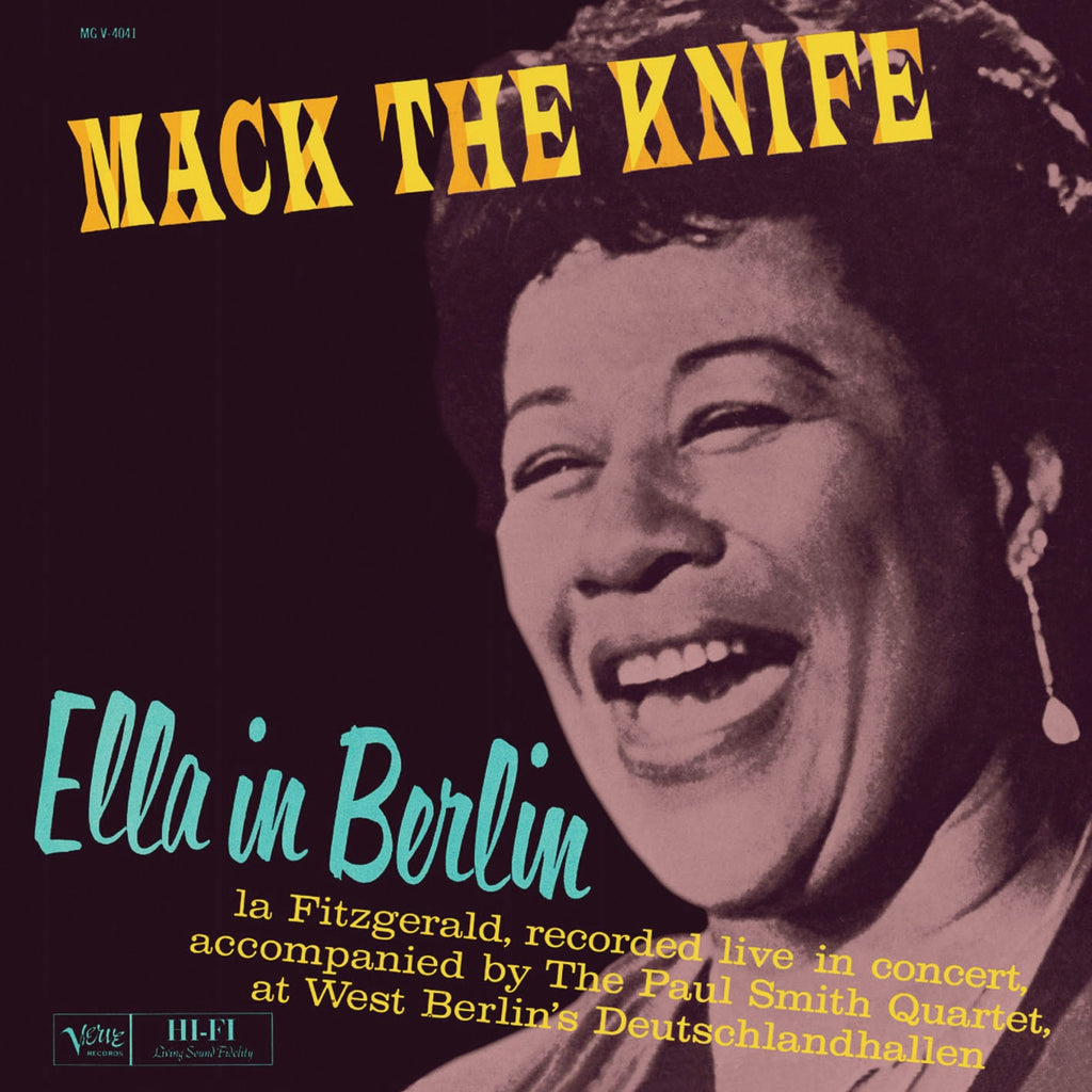 Mack The Knife By Ella In Berlin