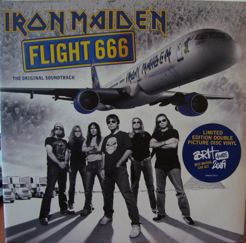 Flight 666 - The Original Soundtrack By Iron Maiden