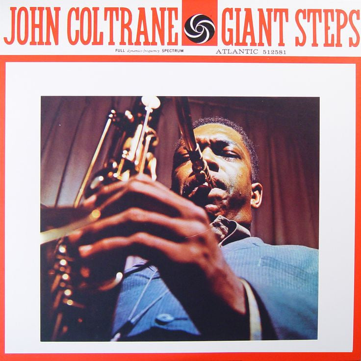 Giant Steps By John Coltrane (Mono)