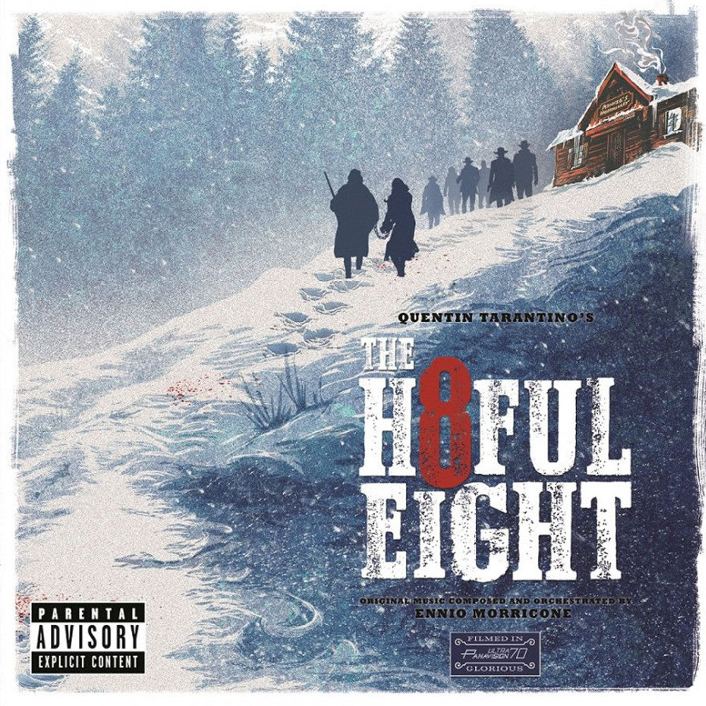 The Hateful Eight Score By Various