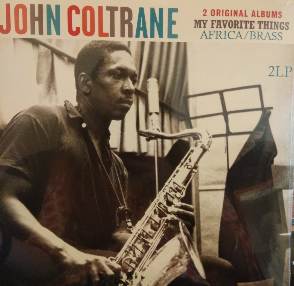 My Favorite Things By John Coltrane (2LP)