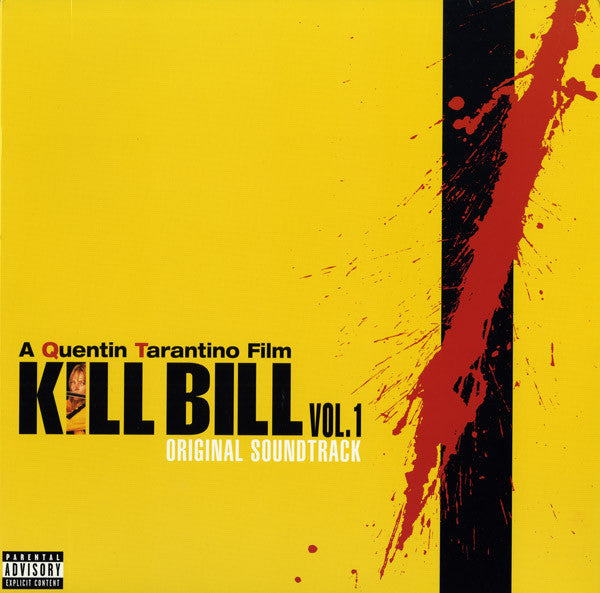 Kill Bill Vol. 1 (Original Soundtrack) By Kill Bill