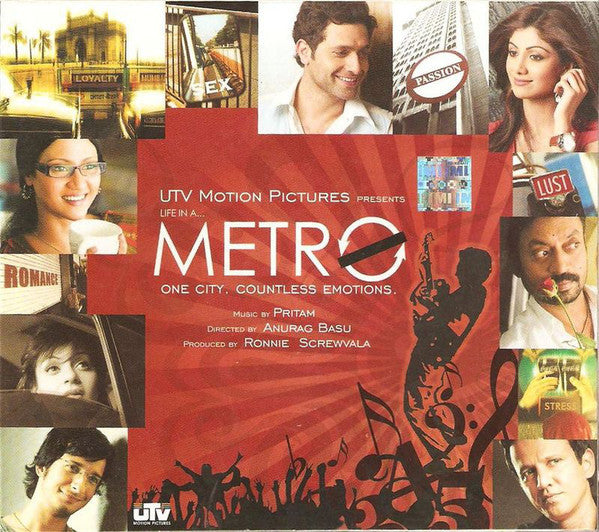 Life In A Metro By Pritam Chakraborty