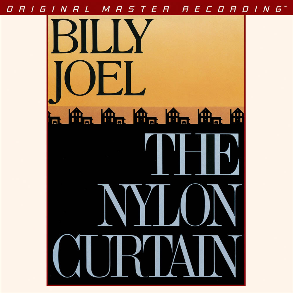 Billy Joel - The Nylon Curtain 180g 45RPM 2LP  [Mofi Pressing]