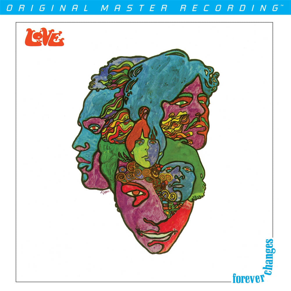 Love - Forever Changes 180g 45RPM 2LP  [Mofi Pressing]
