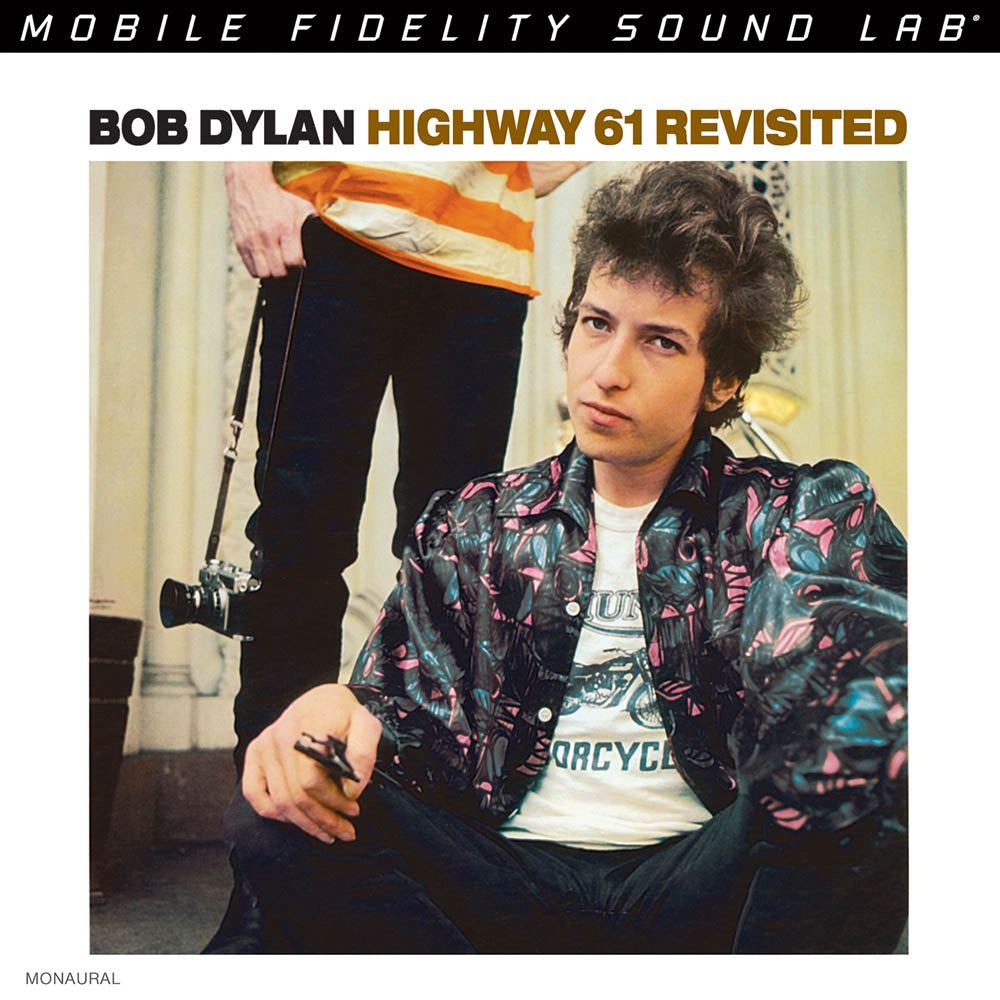 Bob Dylan - Highway 61 Revisited 180g 45RPM Mono 2LP [Mofi Pressing]
