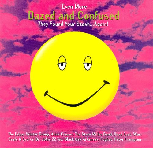 Even More Dazed And Confused (Music From The Motion Picture) By Various (Coloured Vinyl)