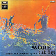 "Soundtrack From The Film ""More"" By Pink Floyd"