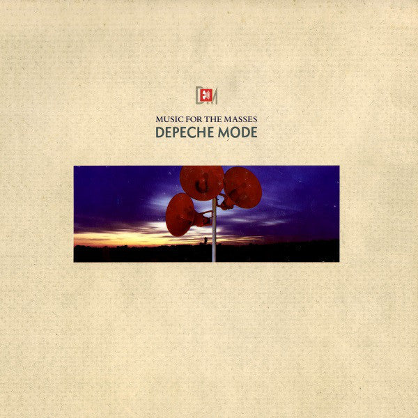 Music For The Masses By Depeche Mode