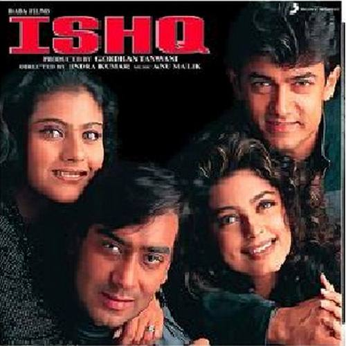 Ishq (1997 Film) By Anumalik & Various