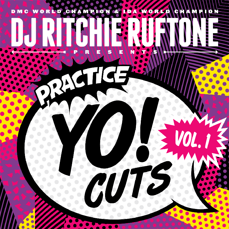 Practice Yo Cuts V1 by DJ Ritchie Ruftone