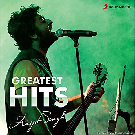 Greatest Hits By Arijit Singh