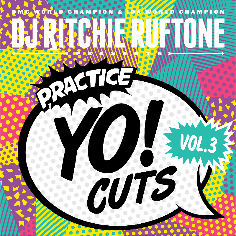 Practice Yo! Cuts V3 - Teal by DJ Ritchie Ruftone