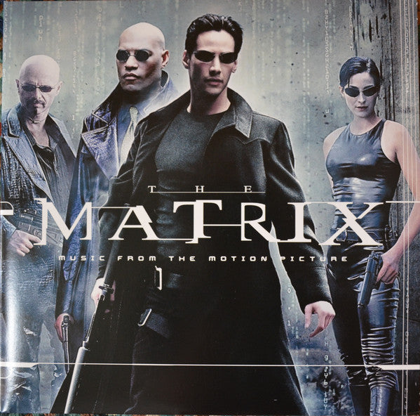 The Matrix (Music From The Motion Picture) By Various (Coloured)