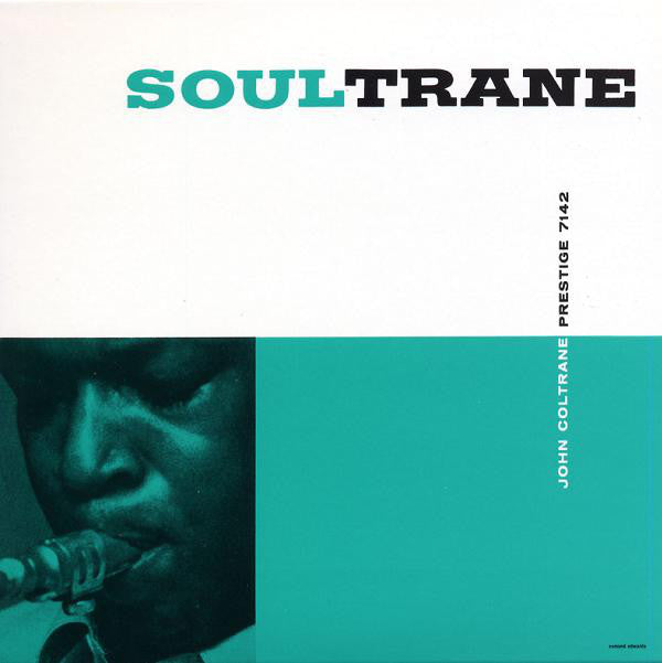 Soultrane By John Coltrane With Red Garland ‎