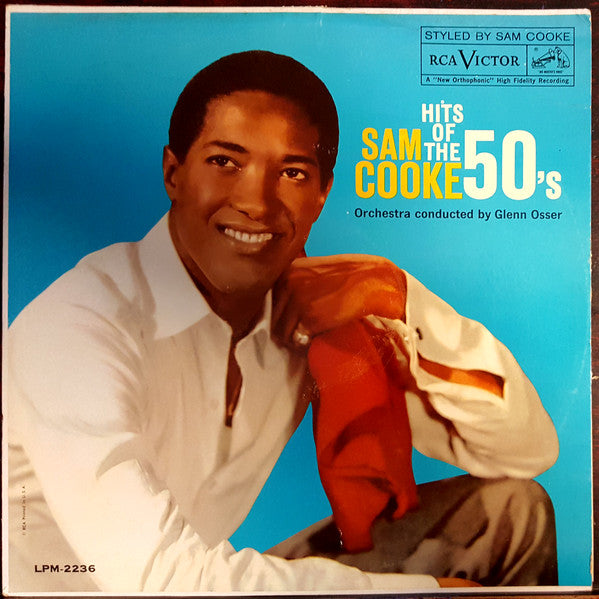 Hits Of The 50's By Sam Cooke ‎