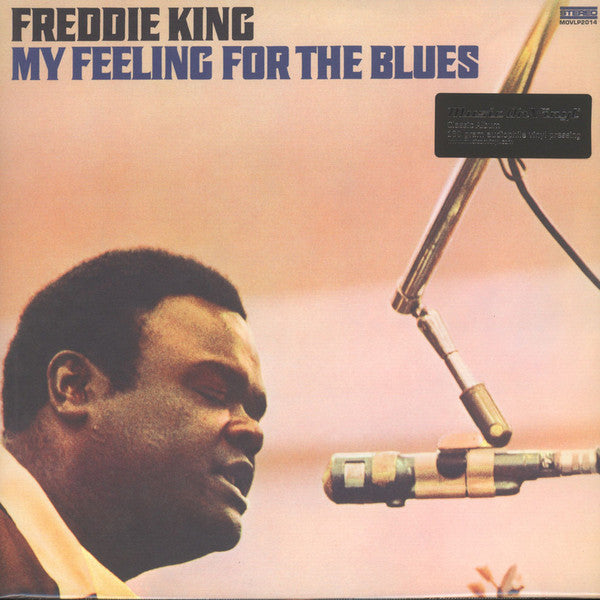 Freddie King ‎– My Feeling For The Blues