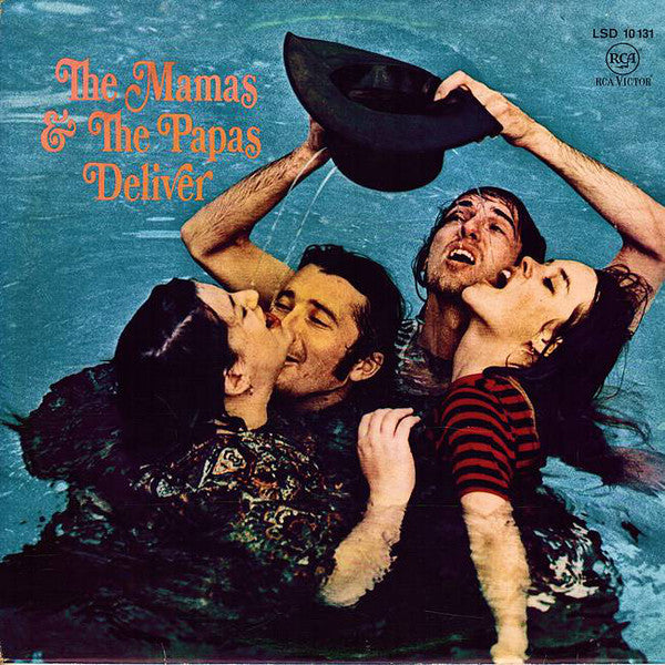 The Mamas & The Papas ‎– Deliver