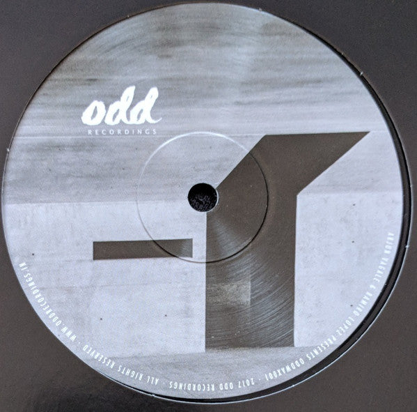 Various ‎– Oddwax001 [Odd Recordings]