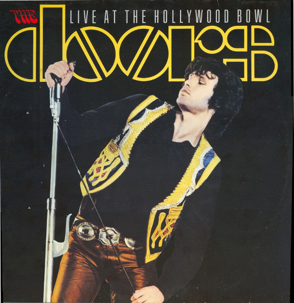 The Doors ‎– Live At The Hollywood Bowl