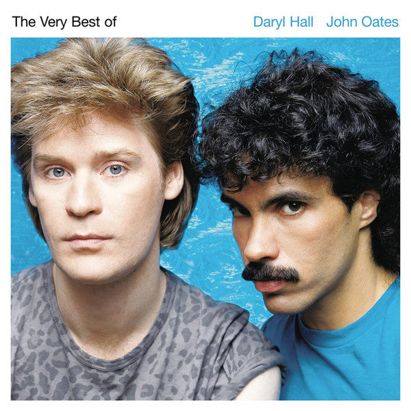 Daryl Hall/John Oates ‎– The Very Best Of