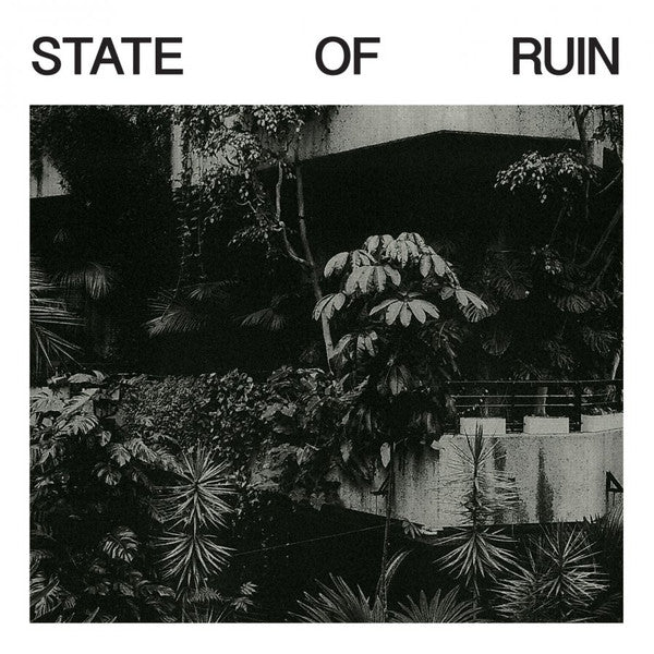 Silk Road Assassins ‎– State Of Ruin [Planet Mu]